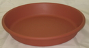 Myers Classic Pot Saucer - Clay - 20 Inch