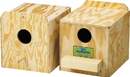 Ware Parakeet Nest Box - Regular