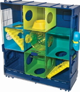 Ware Mfg Critter Universe The Wall Small Pet Home - Assorted - 18X5X19 Inch