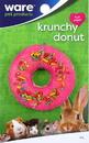Ware 13075 Critter Krunchy Donut