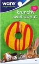 Ware Mfg Critter Ware Krunchy Swirl Donut