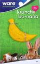 Ware 13032 Critter Krunchy Banana