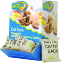 Our Pets Cosmic Bulk Catnip Display - Sack - 24 Piece