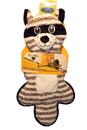 Ourpets Snag-Ables Door/Floor Scratcher Raccoon