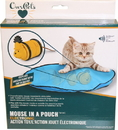 Ourpets Mouse In Pouch Electronic Action Toy