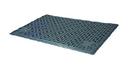 Worldwise Purr-Fect Paws Litter Mat - Gray - Large