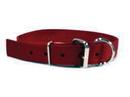 Hamilton Nylon Cow Collar - Red - Calf