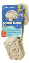 Booda Booda Bone 2 Knot Rope Bone Dog Toy - White - Extra Large