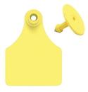 Allflex Ear Tag Blank - Yellow - Large