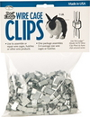 Miller Cage Clips - 1 Pound