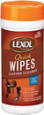 Summit Lexol Leather Cleaner Quick Wipes - 25 Count