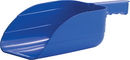 Miller Little Giant Plastic Utility Scoop - Blue - 5 Pint