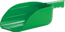 Miller Little Giant Plastic Utility Scoop - Green - 5 Pint