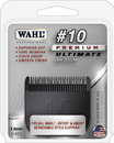 Wahl Ultimate Compitition #10 Replacement Blade - Black - 10