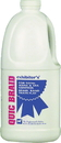 Exhibitor Laboratories Quic Braid Mane & Tail Control Refill - 64 Ounce