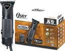 Oster Golden A5 Single Speed Clipper - Silver - 2100 Spm