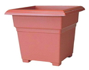 Novelty Countryside Tub Planter - Clay - 14 Inch
