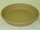 Myers Classic Pot Saucer - Sandstone - 12 Inch