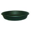 Myers Classic Pot Saucer - Evergreen - 24 Inch