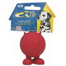 JW Pet Bad Cuz Dog Toy - Red/Blue - Small