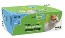 Van Ness Pure-Ness Drawstring Cat Pan Liners - 16 Pack