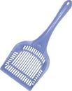 Van Ness Long Handled Litter Scoop - Blue - 15.2X6.2X3 Inch