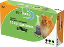 Van Ness Pure-Ness Sifting Cat Pan Liners - 22X18 /10 Count