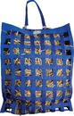 Gatsby Leather Slow Hay Feeder Bag - Royal Blue - 20X27X6.5 Inch
