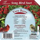 Heath Songbird Suet Cake - Berry - 9.25 Ounce