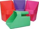 Bradley Caldwell Neon Plastic Scoop - Assorted - 3 Quart