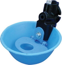 Smb Nylon Nose Pan Water Bowl For Cattle - Blue - 14 Liters/Min