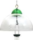 Droll Yankees Squirrel Guard Feeder Dome - Green - 15 Inch