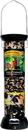 Droll Yankees Onyx Clever Clean Sunflower Feeder - Black - 12 Inch