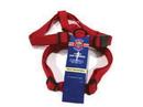 Hamilton Adjustable Dog Harness - Red - 1  X 30-40