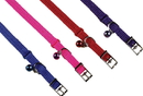 Hamilton Braided Safety Cat Collar - Red - 10  X 3/8