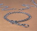 Hamilton Fine Choke Chain Collar - 12 Inch