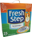 Fresh Step Odor Eliminating Clumping Cat Litter
