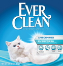Clorox Ever Clean Activated Charcoal Cat Litter - Unscented - 25 Pound