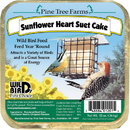 Pine Tree Farms Sunflower Hearts Suet Cake - 12 Ounce