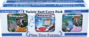 Pine Tree Farms 3 Flavor Suet Pack - Assorted - 12 Pack