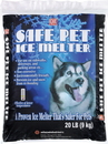 Milazzo Industries Quick Joe Safe Pet Ice Melter - White - 20 Pound Bag