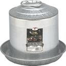 Miller Little Giant Double Wall Poultry Fount - Steel - 2 Gallon