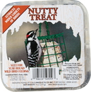 C & S Nutty Treat Wild Bird Suet - 11 Ounce
