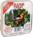 C & S Orange Treat Wild Bird Suet - 11 Ounce
