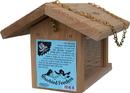 C & S Cedar Bluebird Feeder - 11.75X9X8 In