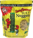 C & S Wild Bird Suet Nuggets - Sunflower - 27 Ounce