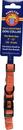 Hamilton Adjustable Dog Collar - Mango - 3/8  X 7-12