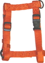 Hamilton Adjustable Dog Harness - Mango - 5/8  X 12-20