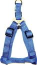 Hamilton Adjustable Easy On Harness - Blue - 3/4  X 20-30