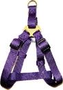 Hamilton Adjustable Easy On Harness - Purple - 3/4  X 20-30